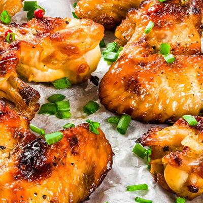 Mézes csirke