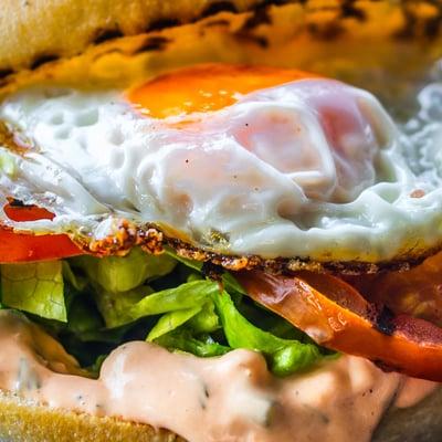 A tökéletes reggeli szendvics