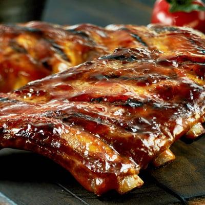 Barbecue borda