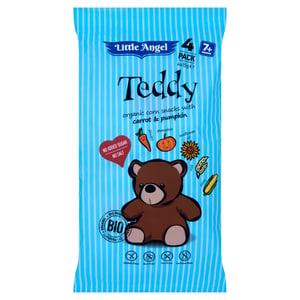 Kukoricás BIO snack, 'Teddy'