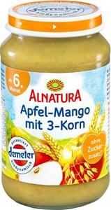 Alnatura Alma és mangó 3 fajta gabonával