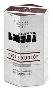 Lucky Cap Nespresso kompatibilis kapszula Costa Rica Csokis Kuglóf